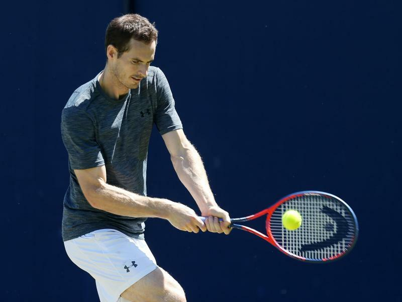 Andy Murray - Foto: Steven Paston/PA Wire
