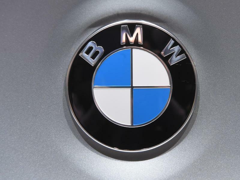 BMW Logo - Foto: Uli Deck