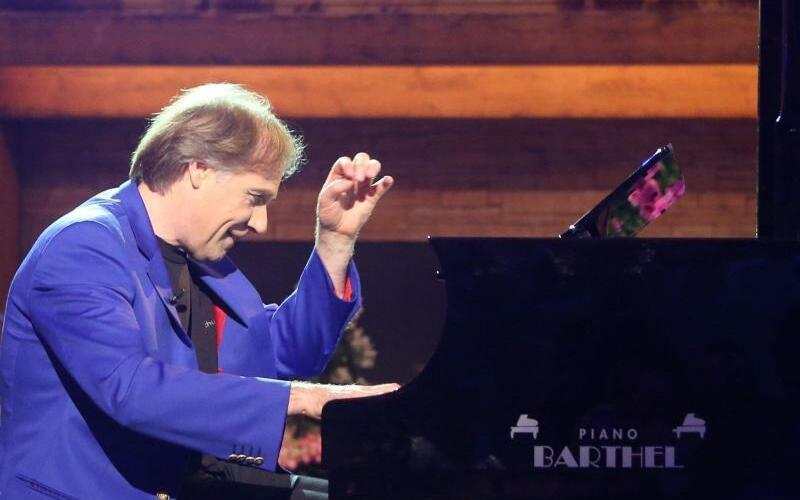 Richard Clayderman - Foto: Bodo Schackow