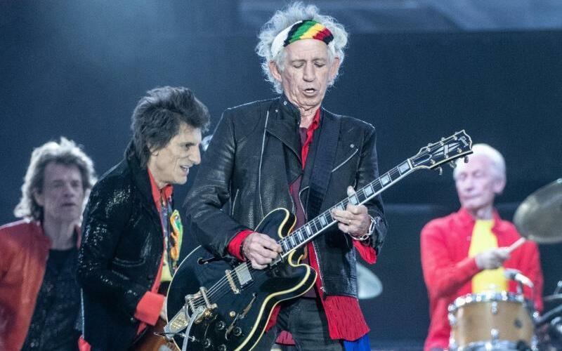 Rolling Stones - Foto: Paul Zinken