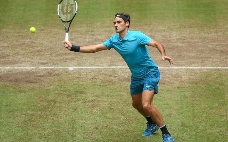 Roger Federer - Foto: Friso Gentsch