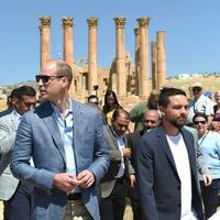 Prinz William besucht Jordanien - Foto: Joe Giddens/PA
