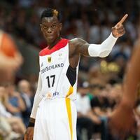 NBA-Profi - Foto: Swen Pförtner