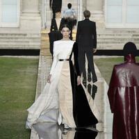 Paris Fashion Week - Givenchy - Foto: XinHua Meeteurope via ermenegido canton