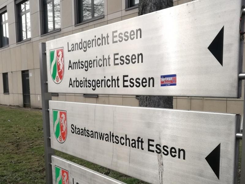 Justizzentrum Essen - Foto: über dts Nachrichtenagentur