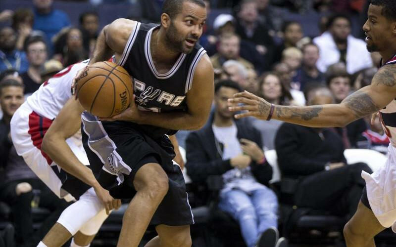 Tony Parker - Foto: Verlässt nach 17 Jahren die San Antonio Spurs: Tony Parker. Foto:Shawn Thew/EPA