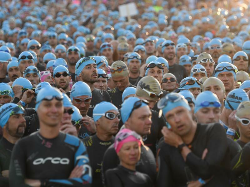 Ironman - Foto: Arne Dedert