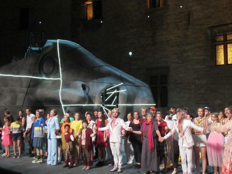 Theaterfestival Avignon - Foto: Sabine Glaubitz