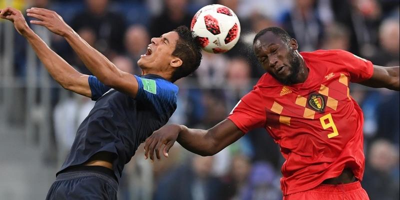 Frankreich-Belgien 10.7.18 - Foto: Michael Kienzler/Pressefoto Ulmer, über dts Nachrichtenagentur