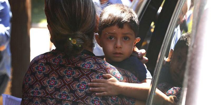 US-Migrationspolitik - Foto: Paul Sancya/AP