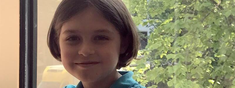 Laurent Simons - Foto: Der achtjährige Laurent Simons hat sein Abitur gewmacht. Foto:Annette Birschel
