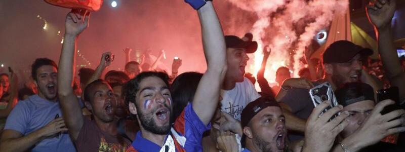 Fans in Ekstase - Foto: Claude Paris/AP