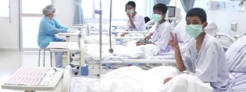 Die Glücklichen 13 - Foto: Thailand Government Spokesman Bu