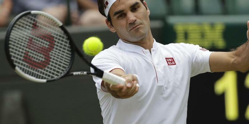 Roger Federer - Foto: Ben Curtis/AP