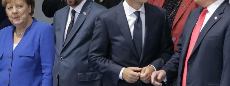 Nato-Gipfel - Foto: Markus Schreiber/AP