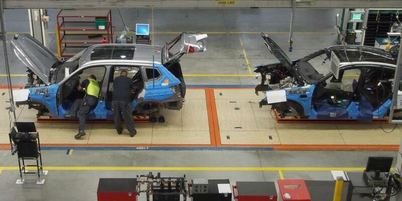 BMW-Werk Spartanburg - Foto: Daniel Schnettler