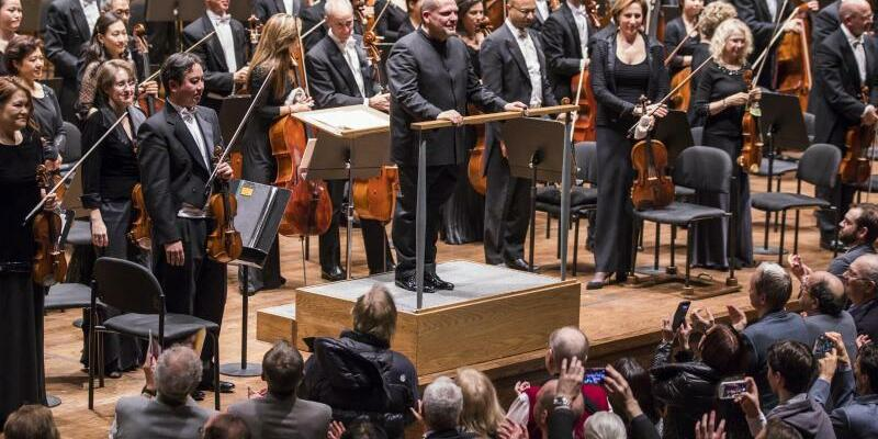 New Yorker Philharmoniker - Foto: Chris Lee/New Yorker Philharmoniker