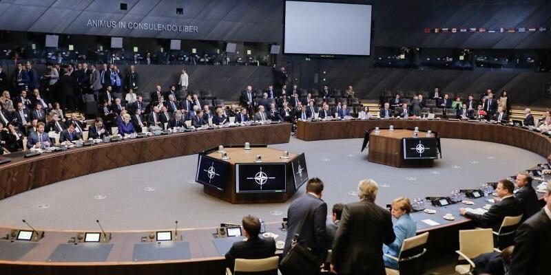 Nato-Gipel 2018 - Foto: Markus Schreiber/AP