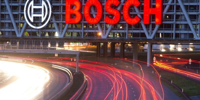 Bosch-Logo - Foto: Sebastian Kahnert