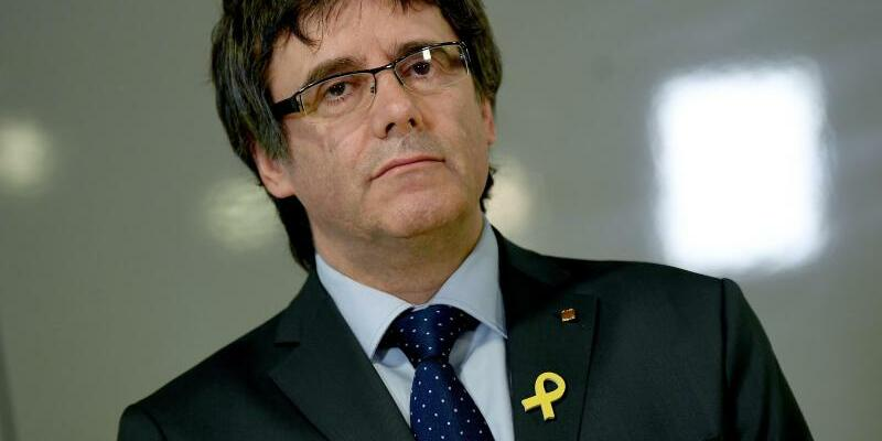 Carles Puigdemont - Foto: Britta Pedersen