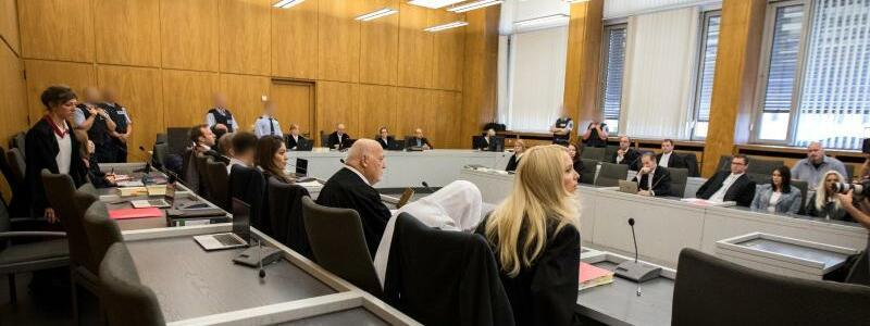 Prozess wegen Vergewaltigung - Foto: Marcel Kusch