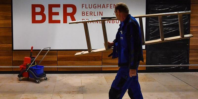 Hauptstadtflughafen Berlin Brandenburg - Foto: Patrick Pleul