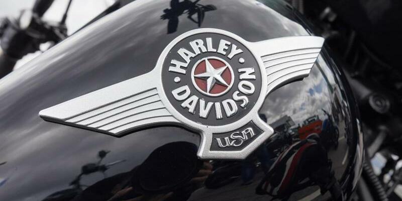 Harley Davidson - Foto: Georg Wendt