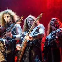 Metal-Band Powerwolf - Foto: Oliver Dietze