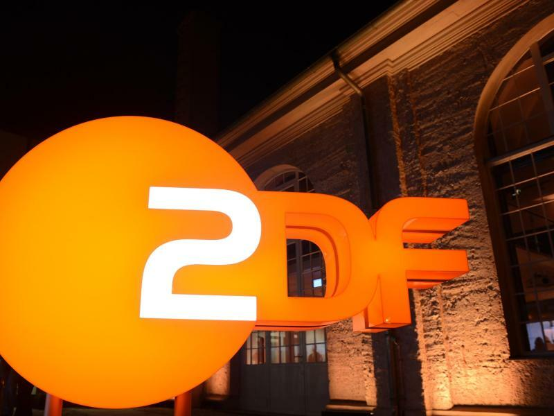 ZDF - Foto: Jens Kalaene/dpa-Zentralbild