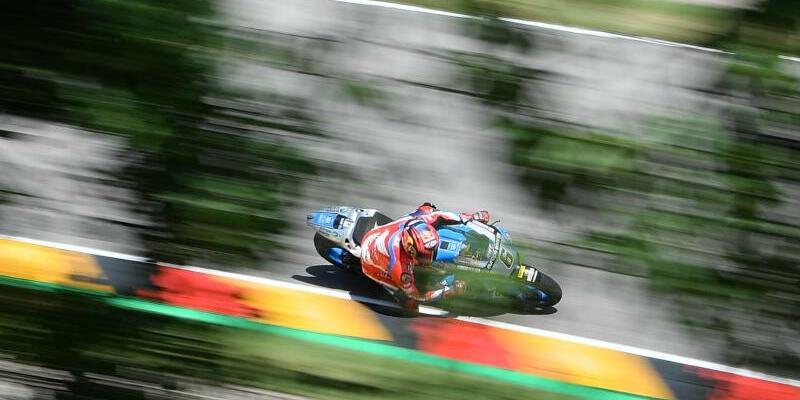 Qualifying - Foto: Stefan Bradl wird den Deutschland-Grand-Prix von Platz 21 aus in Angriff nehmen. Foto:Hendrik Schmidt