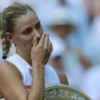Wimbledonsiegerin - Foto: Andrew Couldridge/Reuters-Pool/AP