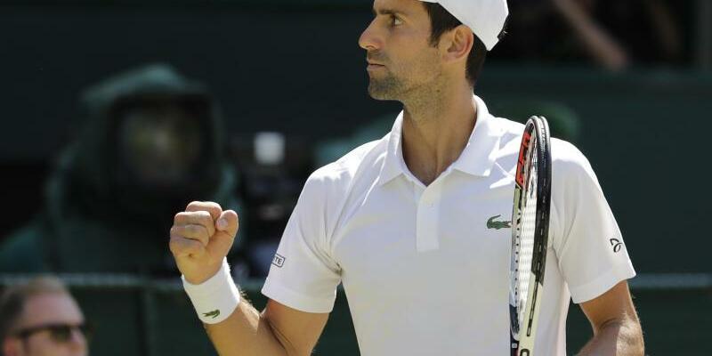 Novak Djokovic - Foto: Ben Curtis/AP