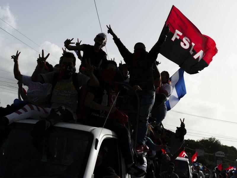 Nicaragua - Foto: Cristobal Venegas, AP