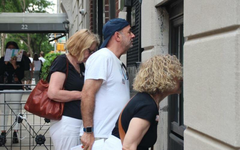 Smellwalks in New York - Foto: Christina Horsten