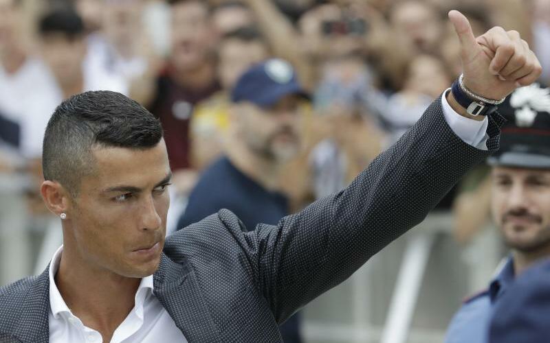 Cristiano Ronaldo - Foto: Luca Bruno/AP