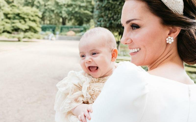 Taufe von Prinz Louis in London - Foto: Matt Porteous/Duke and Duchess of Cambridge/