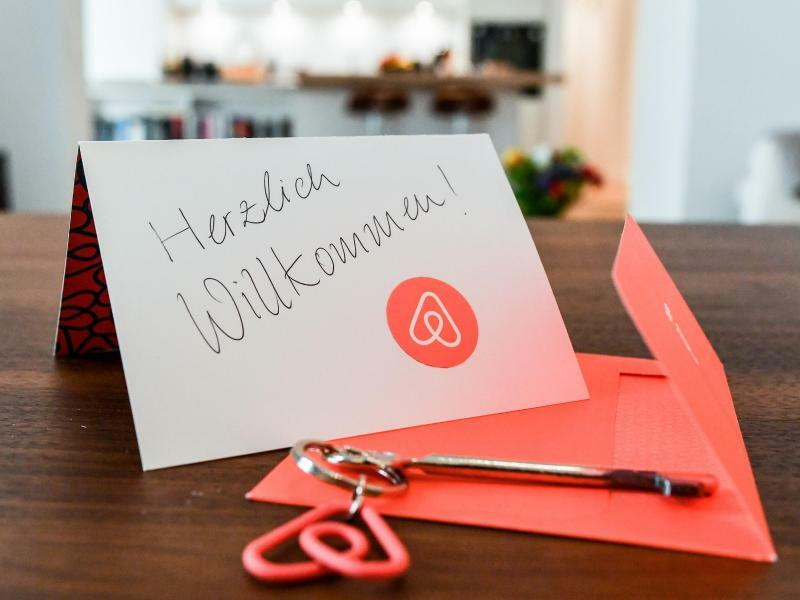 Airbnb - Foto: Airbnb wurde 2008 als Plattform für Anbieter von Unterkünften gegründet und hat seinen Sitz in San Francisco. Foto:Jens Kalaene