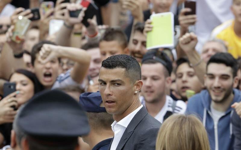Cristiano Ronaldo - Foto: Luca Bruno