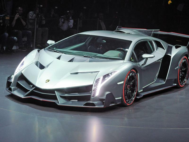 Lamborghini Veneno - Foto: Der Lamborghini Veneno gehört zu den vom Rückruf betroffenenen Sportswagen. Foto:Uli Deck