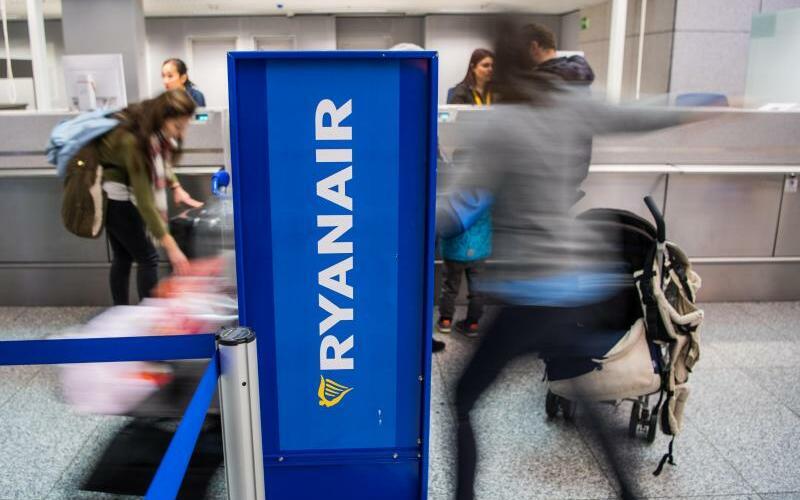 Ryanair - Foto: Andreas Arnold