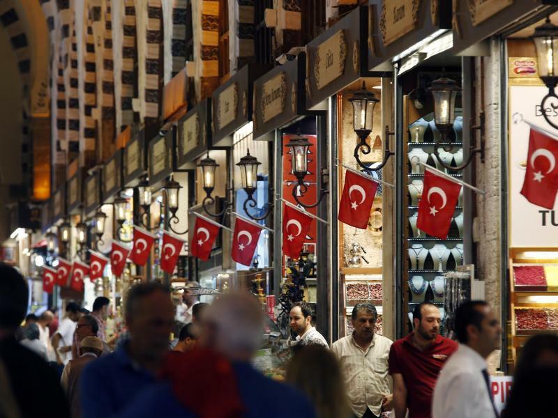 In Istanbul - Foto: Lefteris Pitarakis/AP