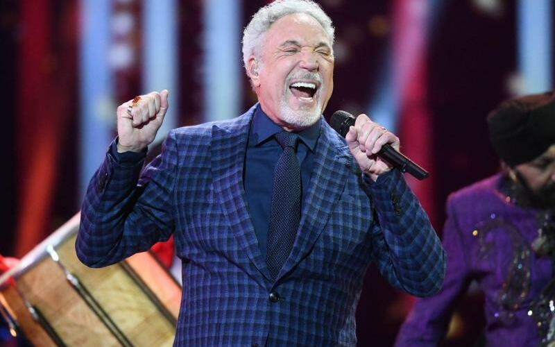 Tom Jones - Foto: Andrew Parsons/Sunday Times