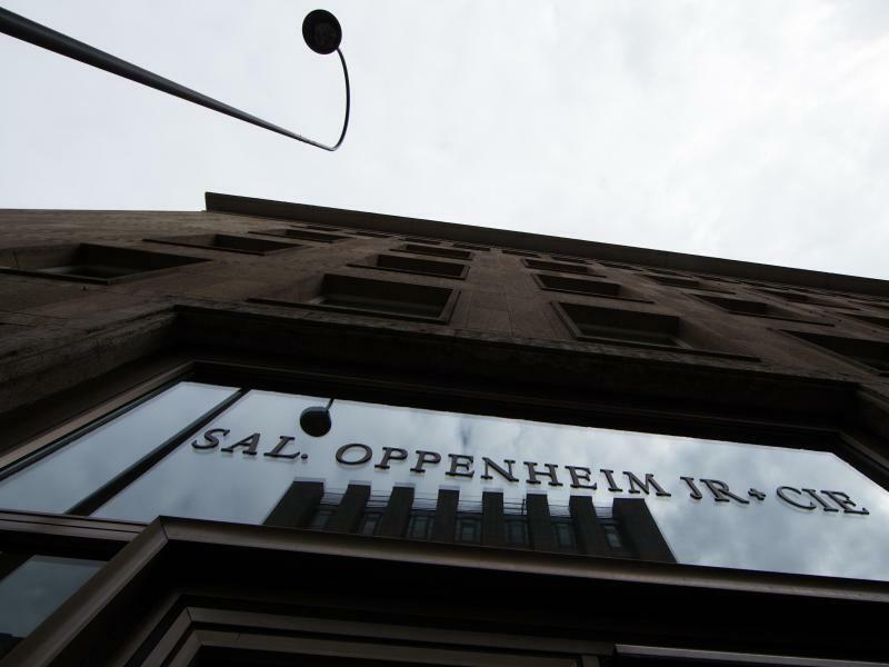 Sal. Oppenheim in Köln - Foto: Rolf Vennenbernd