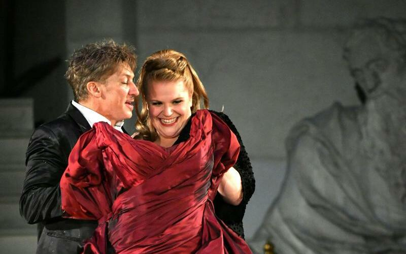 Salzburger Festspiele: Jedermann - Foto: Barbara Gindl