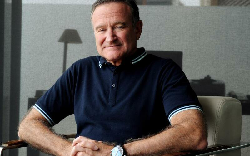 Robin Williams - Foto: Tracey Nearmy/AAP