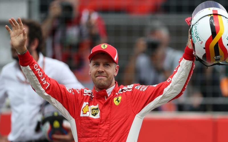 Sebastian Vettel - Foto: Jan Woitas