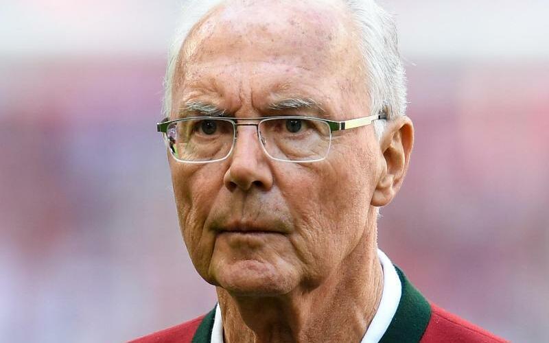 Franz Beckenbauer - Foto: Sven Hoppe