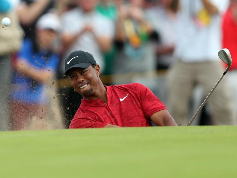 Tiger Woods - Foto: David Davies/PA Wire