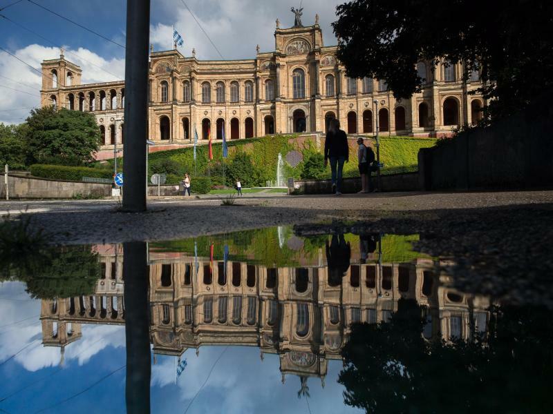 Bayerischer Landtag - Foto: Peter Kneffel