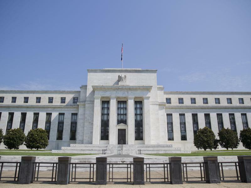 US-Notenbank Fed - Foto: Pablo Martinez Monsivais
